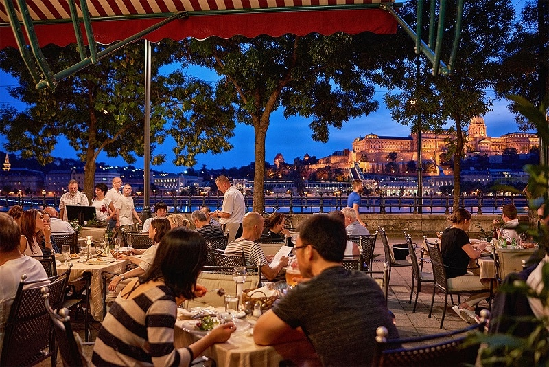 Dining in Budapest 7