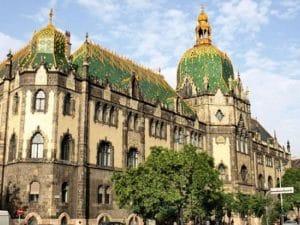 Hidden gems in Budapest 1