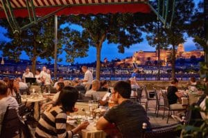 Dining in Budapest 2